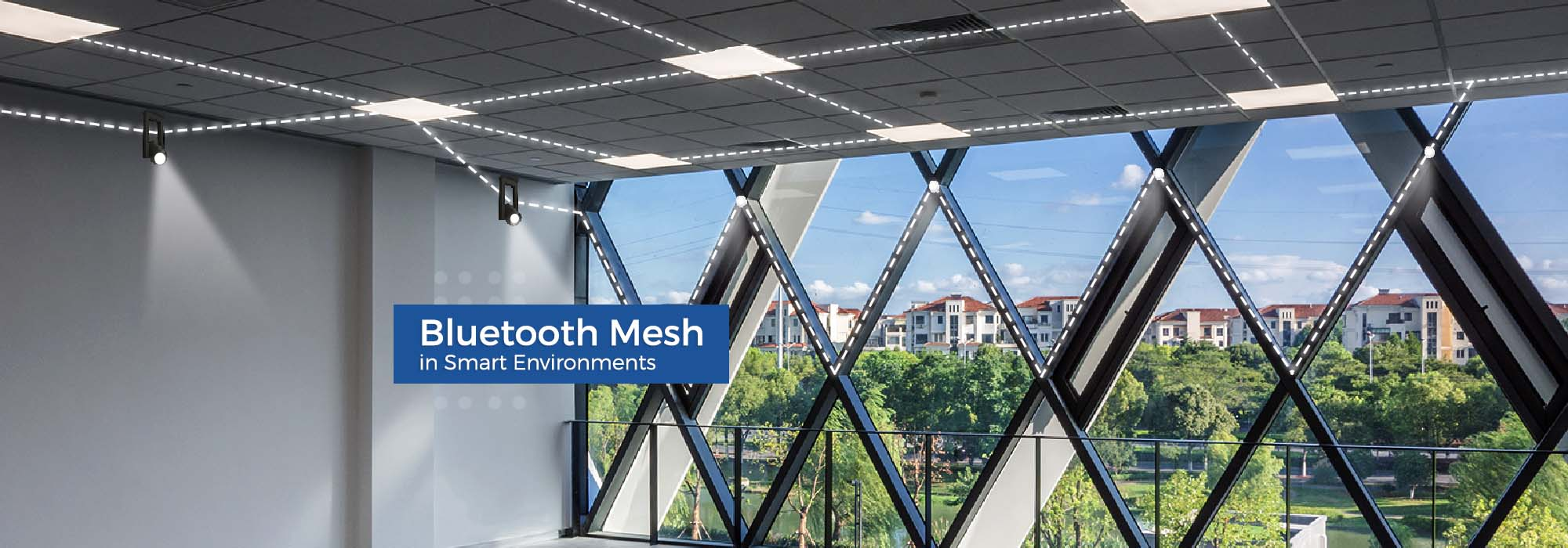 Bluetooth mesh is advancing smart building technology