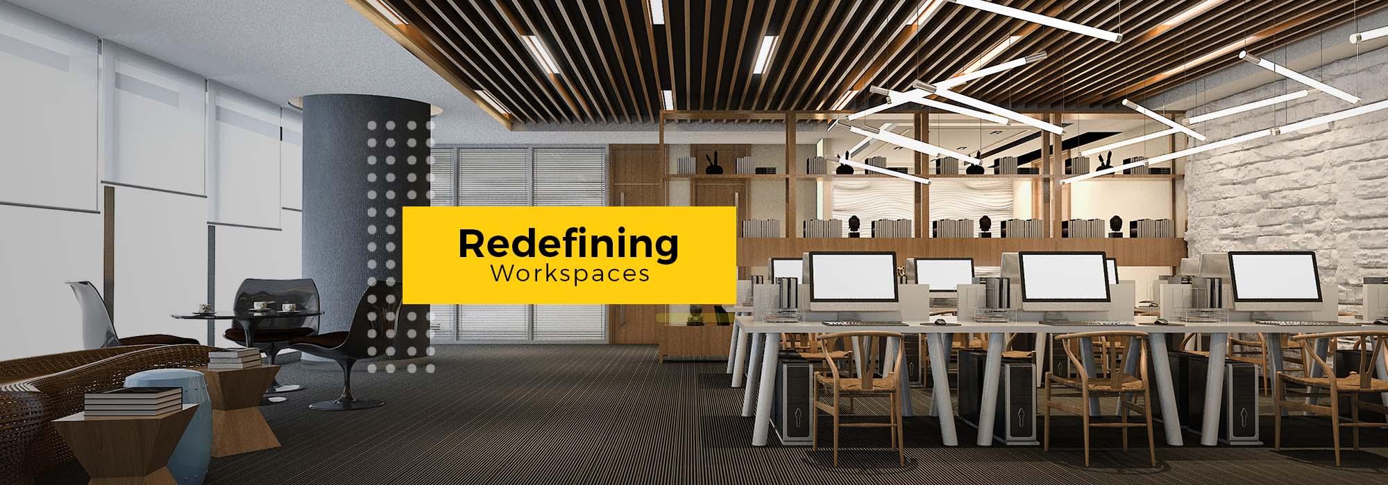 Redefining workspace
